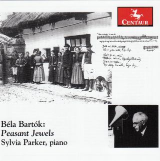Bela Bartok: Peasant Jewels