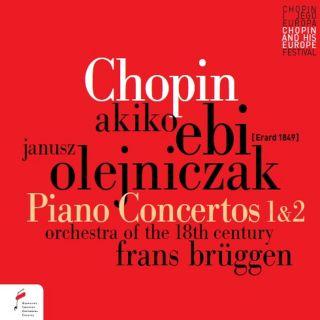 Chopin Piano Concertos 1 & 2
