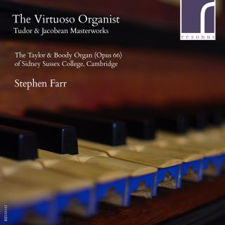 The Virtuoso Organist
