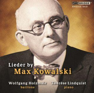 Lieder by Max Kowalski