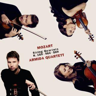 String Quartets K. 169 - 464 - 589