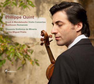 Violin concertos / Romances