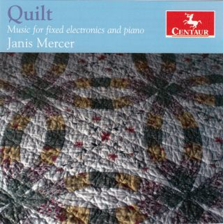 Quilt Music for Fixed Electronics and Piano
