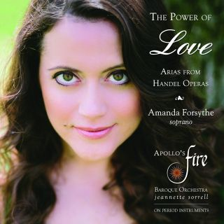 The Power of Love; Arias from Handel Operas