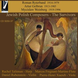 Jewish Polish Composers The Survivors