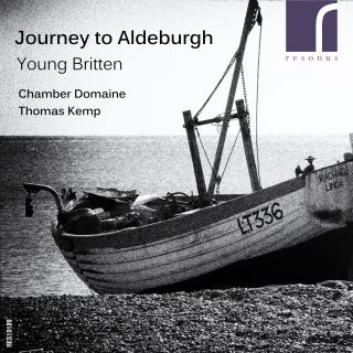Journey to Aldeburgh - Young Britten
