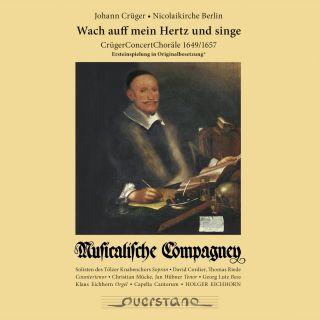Wach auff mein Hertz und singe CrügerConcertChorale 1649/1657 für die Jahreszeiten