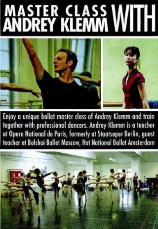 Master Class with Andrey Klemm