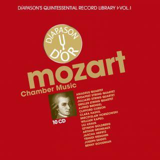 Mozart Chamber Music 10 CD