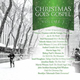 Christmas Goes Gospel Volume 2