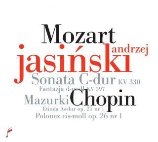 Mozart Sonata C-dur KV 330, Chopin Etiuda As-dur Op. 25 No. 1