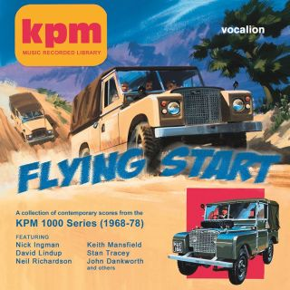 Flying Start - KPM 1000 Series Compilation (1968-1978)