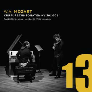 Kurfürstin-Sonaten KV301-306