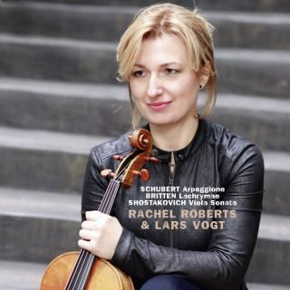 Arpeggione Sonata / Lachrymae / Viola Sonata