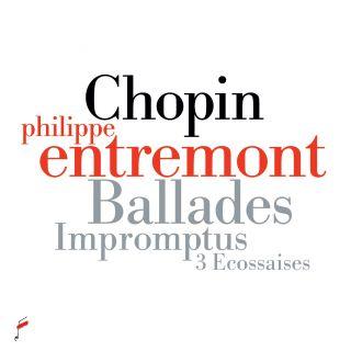 Ballades, Impromptus & 3 Ecossaises