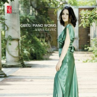 Grieg Piano Works