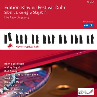 Edition Klavier-Festival Ruhr Vol. 34 / Live Recordings 2015