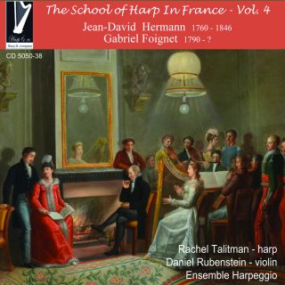 The School of Harp in France Vol 4