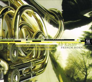 Ab Koster plays Dutch Horn Concertos