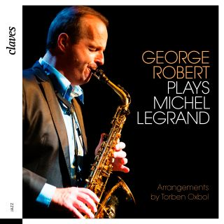 George Robert plays Michel Legrand