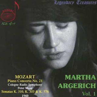 Piano Concerto No. 21 / Sonatas Vol. 1