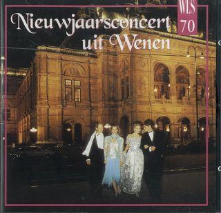 Nieuwjaarsconcert Uit Wenen