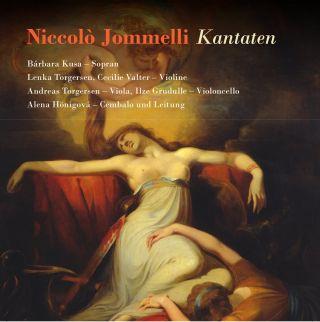 Niccoló Jommelli Kantaten