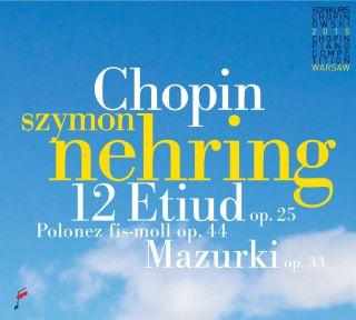 12 Etudes op. 25 / Polonaise / Mazurki op. 33