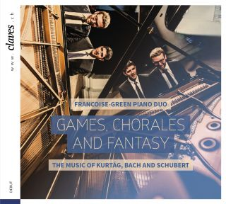Games, Chorales and Fantasy, the music of Kurtág, Bach and Schubert