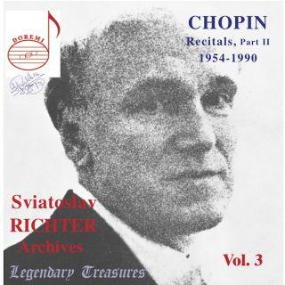 Richter Archives Vol.3