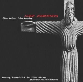 J.S. Bach: Johannespassion, BWV 245