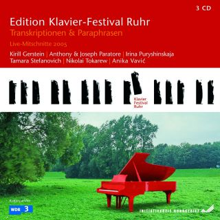 Transcriptions & Paraphrases (Edition Ruhr Piano Festival Vol 9)
