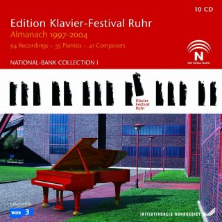 Almanach 1997-2004 - Edition Ruhr Piano Festival Vol. 1-8