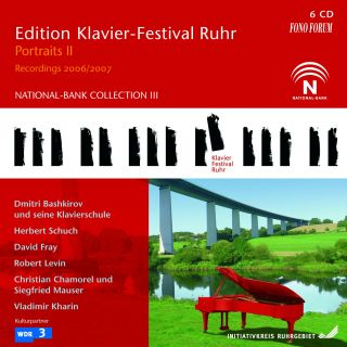 Portraits II (Edition Ruhr Piano Festival Vol 15
