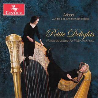 Petite Delights - Romantic Music for Flute & Harp