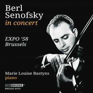 Berl Senofsky in Concert - EXPO