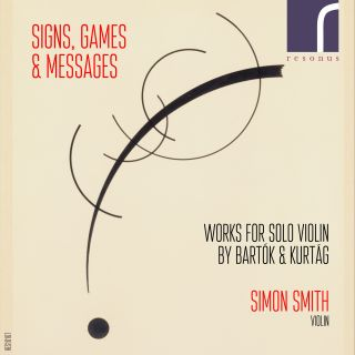 Signs, Games & Messages - Works for solo violin
