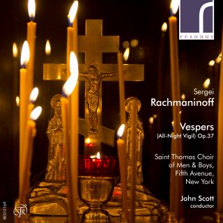 Rachmaninov Vespers (All-Night Vigil, Op. 37)