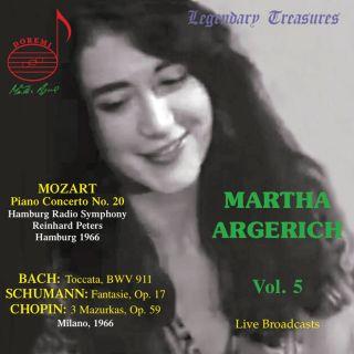 Legendary Treasures - Martha Argerich Vol. 5