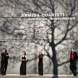Armida Plays Beethoven & Shostakovich