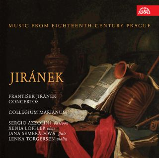 Jiranek Concertos - Music from 18th Centrury Prague
