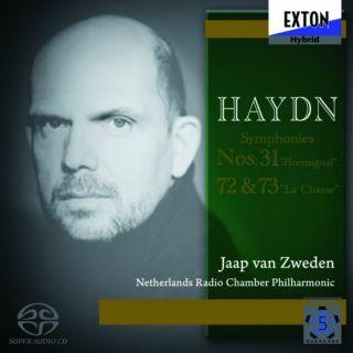 Symphonies 31, 72 & 73
