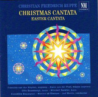 CHRISTMAS CANTATA / EASTER CANTATA