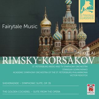 Sheherazade / The Golden Cockerel - Fairytale Music