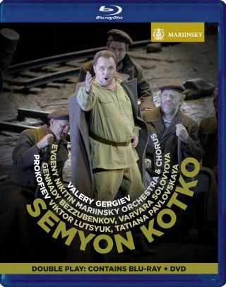 Semyon Kotko (DVD BLU)
