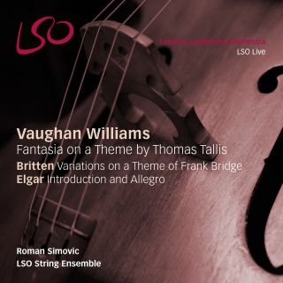 Fantasia on a Theme by Thomas Tallis / Variations on a Theme of Frank Bridge