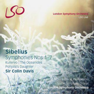 Symphonies Nos 1-7 / Kullervo / Pohjola
