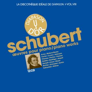 Schubert Piano Works 12 CD