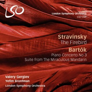 The Firebird / Piano Concerto No. 3 / Suite from The Miraculous Mandarin