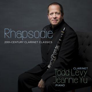 Rhapsodie - 20th-Century Clarinet Classics
